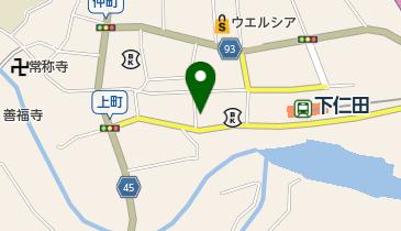 速洗舎の地図画像