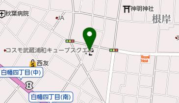 常生寺の地図画像