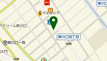 岩槻タクシー無線配車直通の地図画像