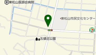 クローバーの地図画像