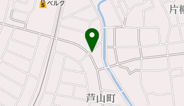 芦山フードの地図画像