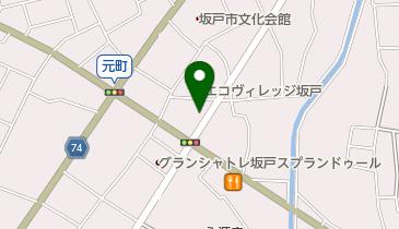 安野ストアーの地図画像
