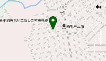 梶田青果店の地図画像