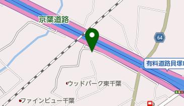千葉県個人タクシー協同組合の地図画像