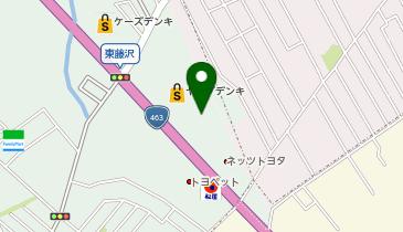 ぐるぐる大帝国入間店の地図画像