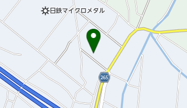 桜タクシーの地図画像