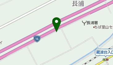 ウルマツアーリングサービス袖ヶ浦営業所の地図画像