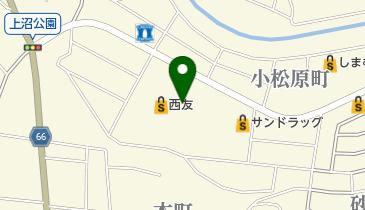 有限会社くらづくり本舗西友東松山店の地図画像