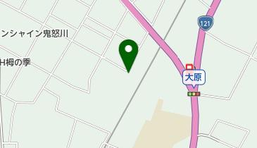 eラフティングの地図画像
