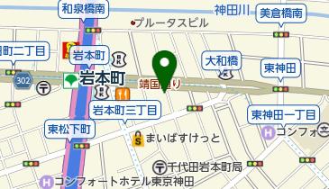株式会社藤田商店の地図画像