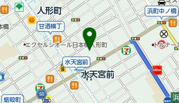 三星興業株式会社の地図画像