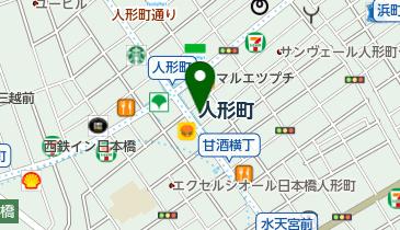 宏林の地図画像