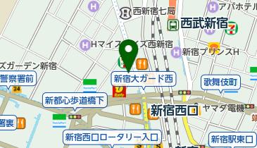 トミンズの地図画像