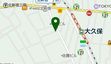ヌンサヤームジムの地図画像