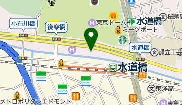日の丸自動車グループ 日の丸自動車 無線タクシー配車コールセンターの地図画像