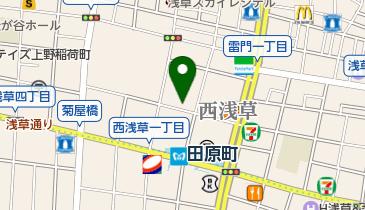 西光寺の地図画像