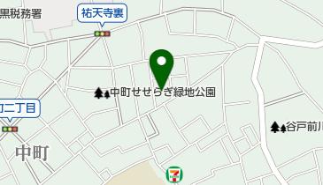 聖契神学校の地図画像