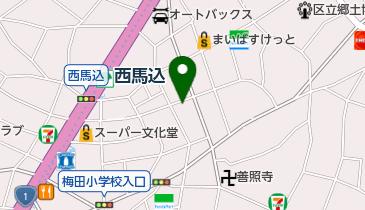 ブーランブーランの地図画像