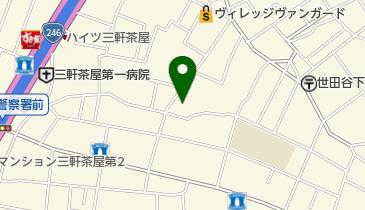 正蓮寺の地図画像