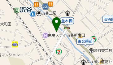 銀扇閣の地図画像