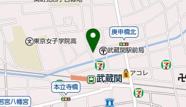 いまーじゅの地図画像