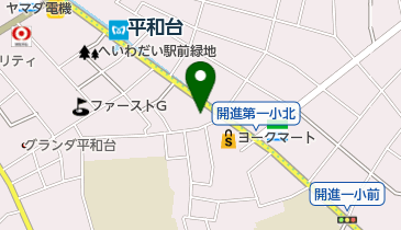 ミヤA館の地図画像