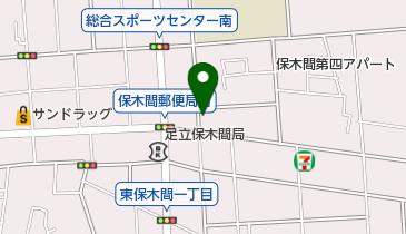 鈴木米店の地図画像