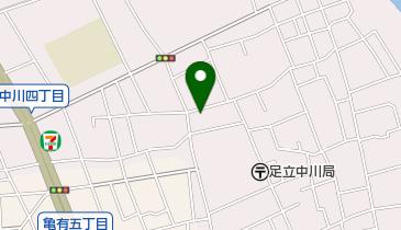 あいちや中川店の地図画像