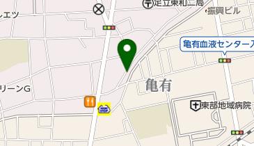 和食工房おべんと亭の地図画像