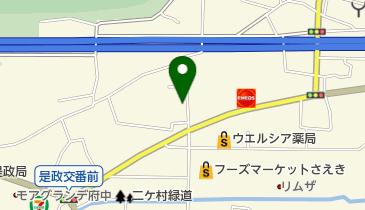 大貫理容館の地図画像
