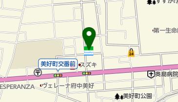 東京ウエスト21の地図画像
