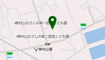 東京聖書学院教会の地図画像