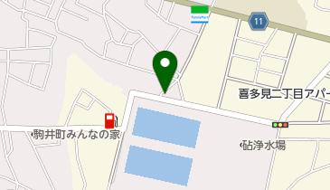 オーロールスミレの地図画像