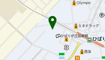 イエス福音教団東京教会の地図画像
