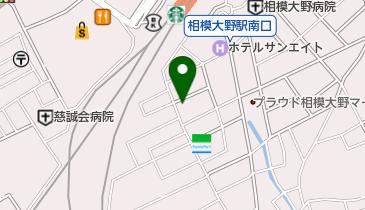 アサマトレーニングクラブの地図画像