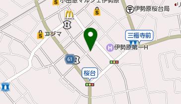 ブランチの地図画像
