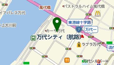 内堀照子舞踊研究所の地図画像