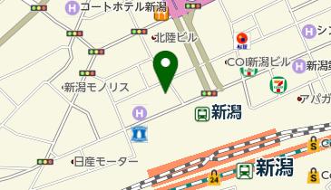 プラザチケットの地図画像