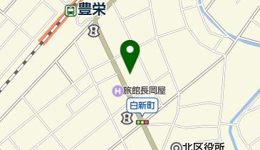 都タクシー豊栄の地図画像