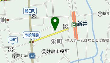 フレンズの地図画像