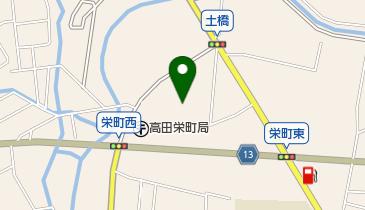 マルケイハイヤー 高田営業所の地図画像