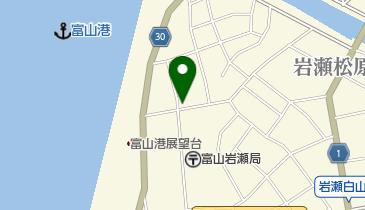 電気交通 岩瀬営業所の地図画像