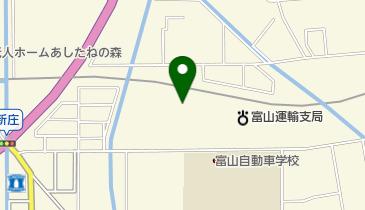 富山県タクシー協会の地図画像