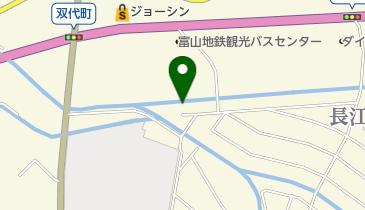 富山個人タクシー協同組合の地図画像