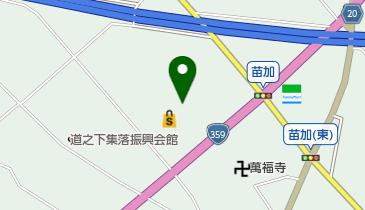 たこ楽の地図画像