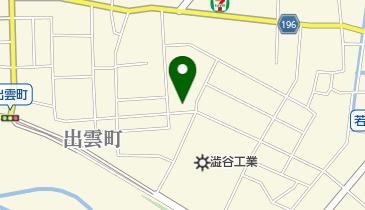 石川県金沢ハイタク事業協同組合の地図画像