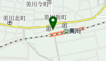 美川タクシー 駅前営業所の地図画像