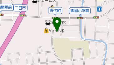 ヘアー・マーブルの地図画像