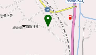 京藤呉服店の地図画像