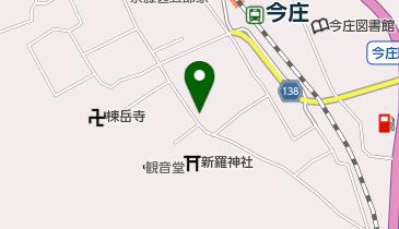 岩崎家具店の地図画像